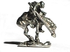 End of the Trail  Pewter Figurine - Lead Free