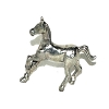 Spirited Horse - Pewter Figurine Lead Free
