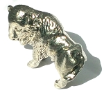 Sacred Buffalo  Pewter Figurine - Lead Free
