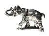 Good Luck Elephant Figurine - Lead Free