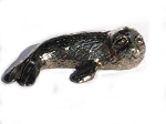 Ocean Seal Pewter Figurine - Lead Free