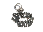 Sterling Silver Phrase Special Teacher Pendant