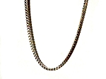Sterling Silver 18 inch 0.7 mm Neck Chain Necklace Box 12